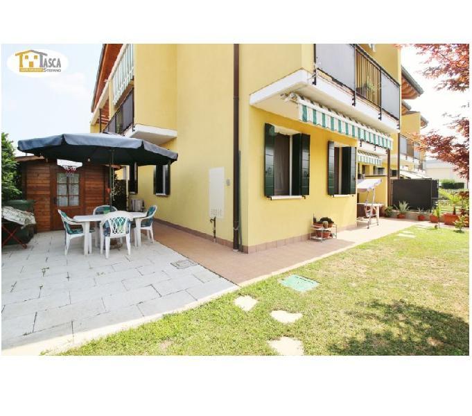 Cerchi un appartamento con entrata privata e giardino?