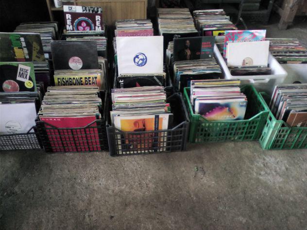 Compro dischi vinili mix per dj