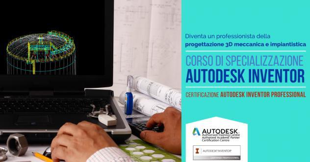 Corso di specializzazione autodesk inventor