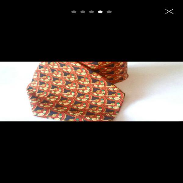 Cravatta Valentino Vintage