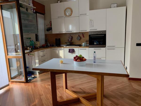 Cucina completa colore bianco + elettrodomestici