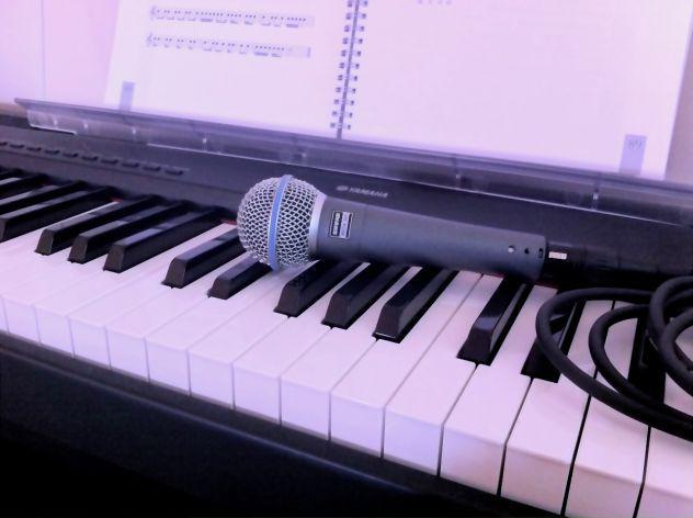 Lezioni di canto / songwriting (milano)