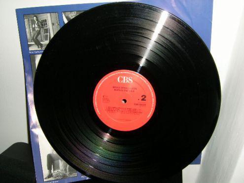 Lp disco 33 giri di bruce springsteen