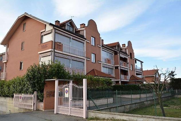 Nichelino - appartamento bilivelli in vendita a nichelino