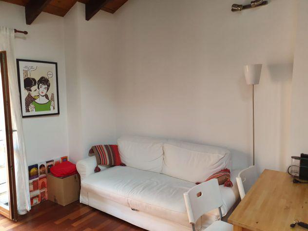 Pavia centro affitto bilocale
