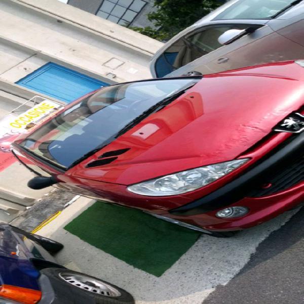 Peugeot 206 benzina