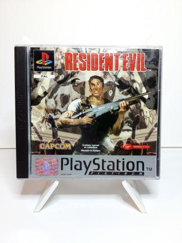 Resident evil per ps1