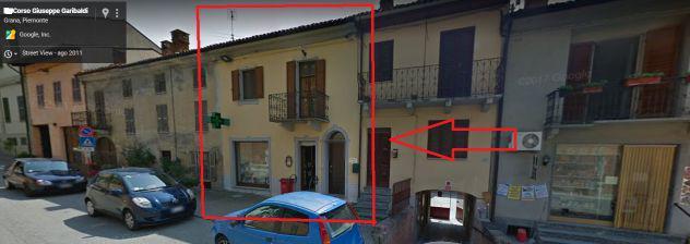Rf 7S Grana Intero Stabile Negozio +Alloggio +Portico +2Box