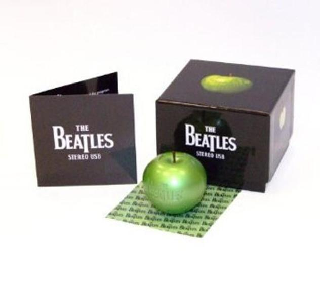 The beatles - the beatles - stereo usb