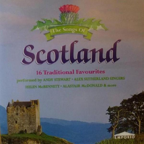 Various - the songs of scotland