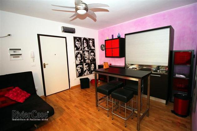 Vendita appartamento da 35 mq in via aurelia