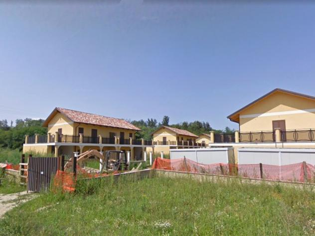 Villetta a schiera di 113 m² con 3 locali e box auto doppio