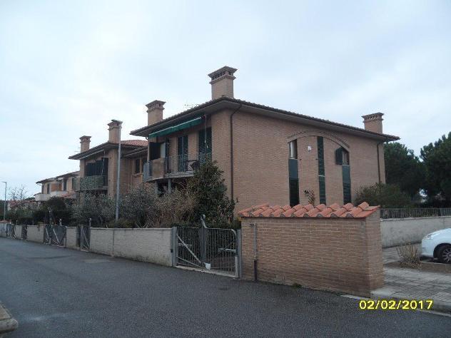 Villetta a schiera in vendita a Rosignano Marittimo 130 mq