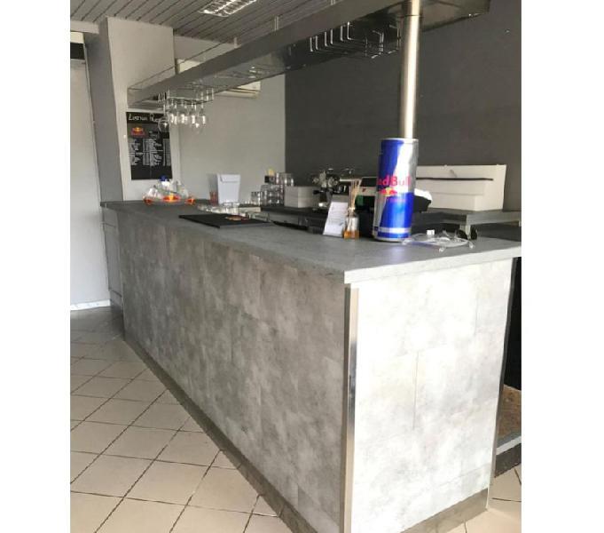 Banco bar usato con motore remoto