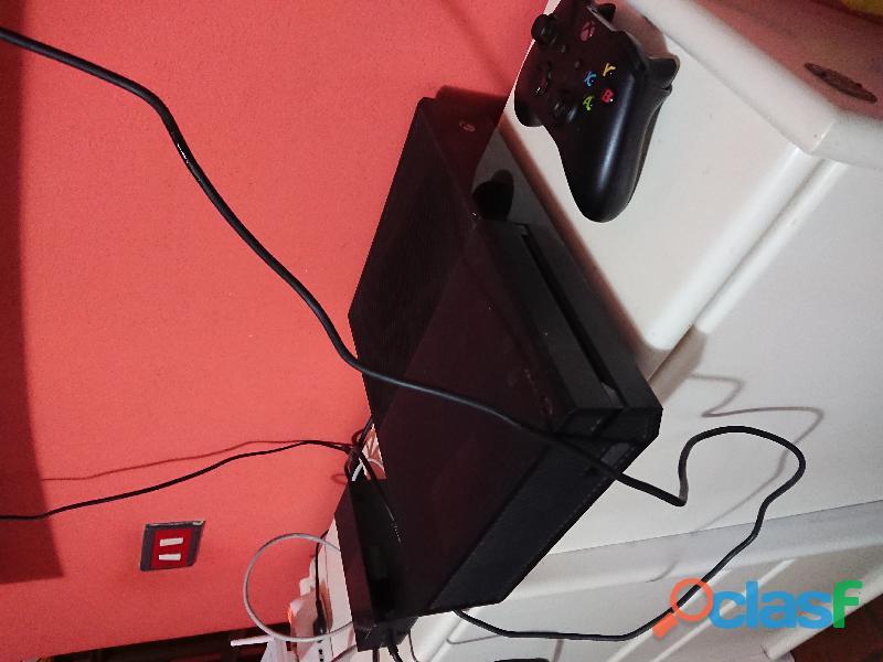 Xbox one 500gb nera ottimo stato