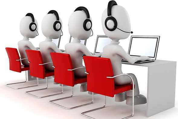 3 operatori telefonici per presa appuntamenti