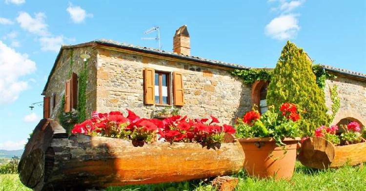 Agriturismo in toscana, val d'orcia