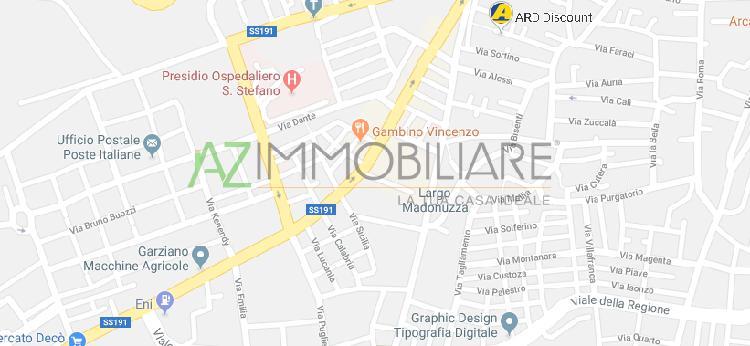 Deposito - In Asta a Mazzarino