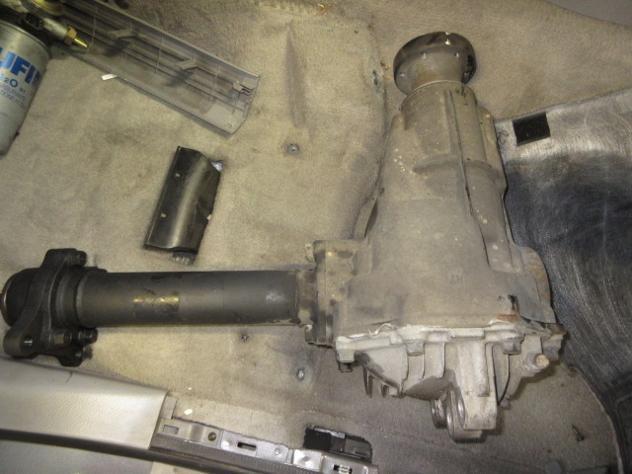 Differenziale anteriore kia sorento 2.5 del 2004