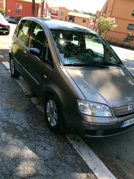 Fiat idea anno 2006 km 130.000 benzina cl 1.400 grigio
