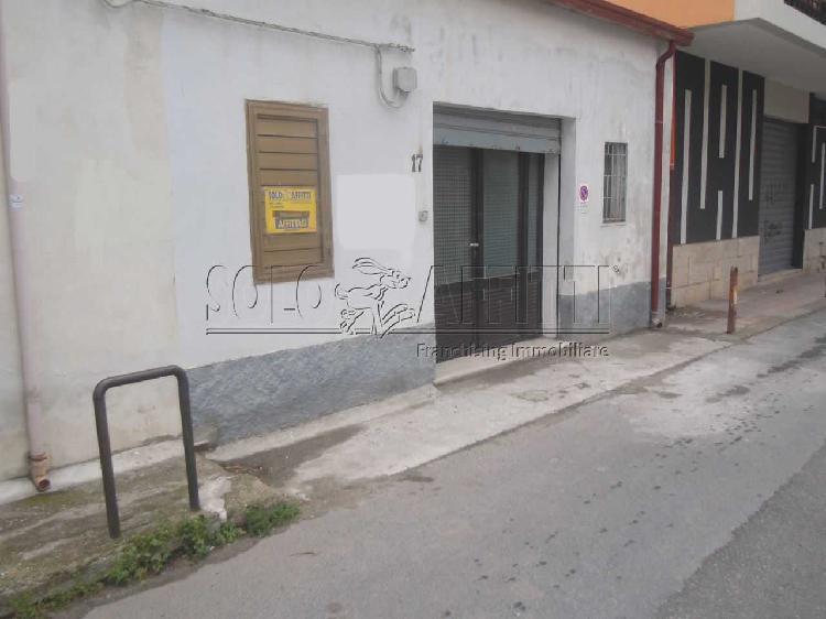 Magazzino a Lido Casciolino, Catanzaro