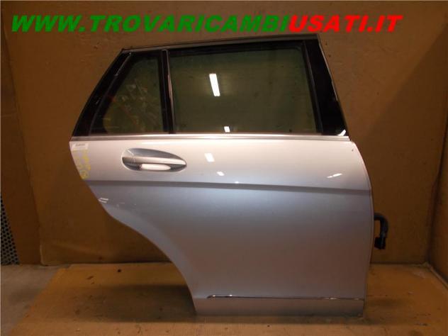 Porta post.d. mercedes classe c (s204) station wagon usato