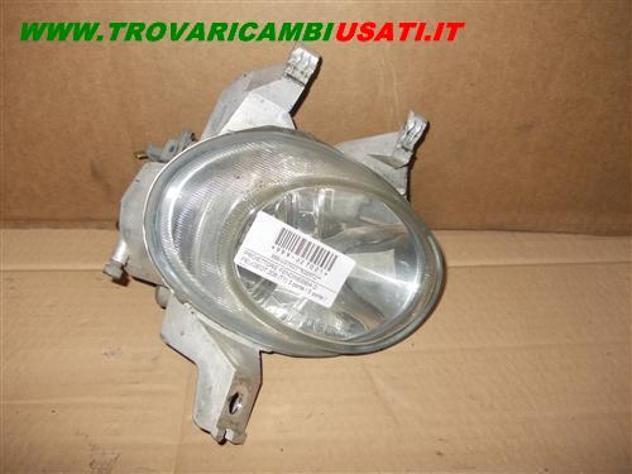 Proiettore fendinebbia d.con lampadina peugeot 206 (t1) sw