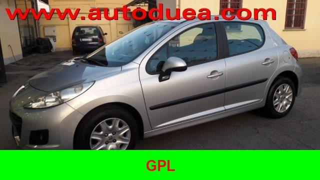 Peugeot 207 GPL 14 73 CV 5p. XLine -NEOPATENTATI OK-