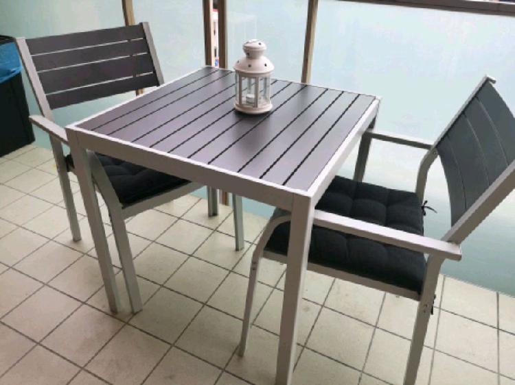 Ikea Tavoli Da Giardino Allungabili.Tavolo Sedie Giardino Ikea Offertes Maggio Clasf
