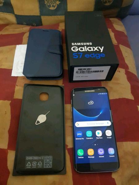 Samsung galaxy s7 edge 32 gb .