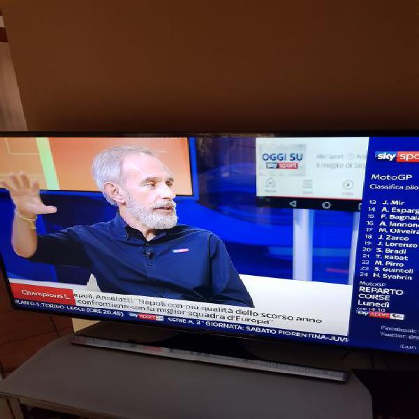 Smart tv samsung ue55ju6400