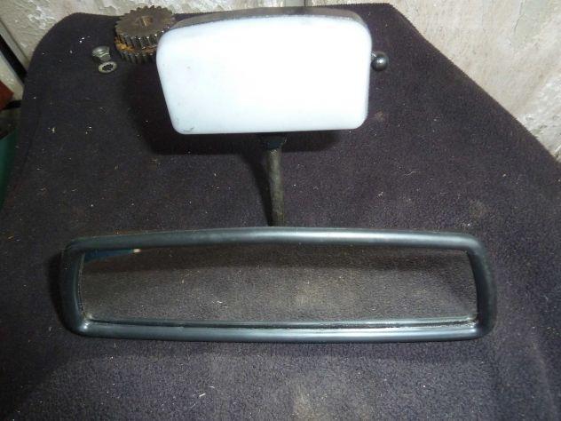 Specchio retrovisore interno con luce fiat 127 2 serie
