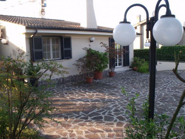 Villa unifamiliare via san silvestro 7, lariano (rm) -