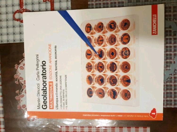 Geolaboratorio multimediale edizione arancione