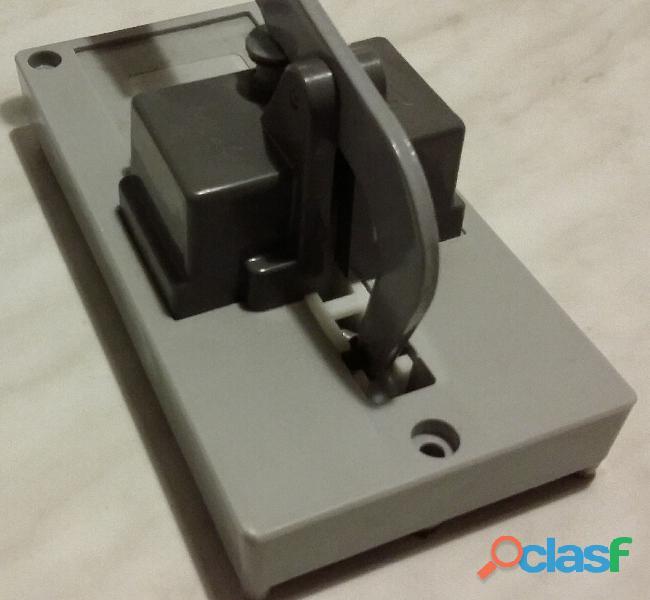 Pressa per montaggio marchio Gepe Made in Sweden 50 x 50mm. per diapositive da 35 mm. nuova 5