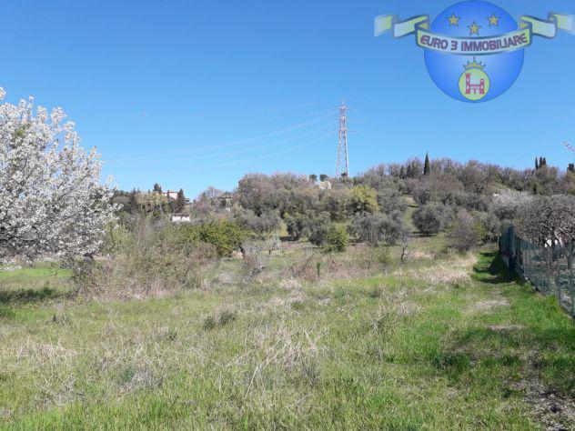 Ascoli piceno-vallevenere-terreno con possibilita' di