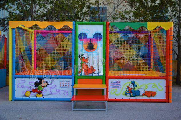 Giochi gonfiabili per bambini - tappeti elastici