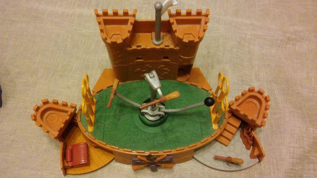 Harry potter il castello e il covo di aragog