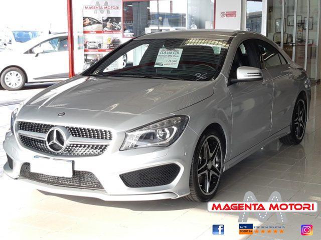Mercedes-benz CDI Automatic Premium AMG Pack