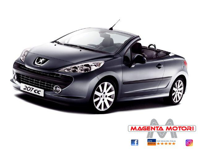 Peugeot 207 1.6 HDi 110CV CC Féline Unico Proprietario