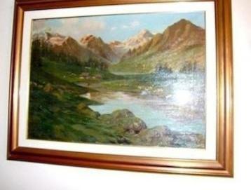Quadri dipinti a olio