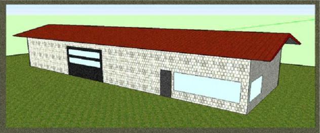 Terreno di 480 m² in vendita a montafia