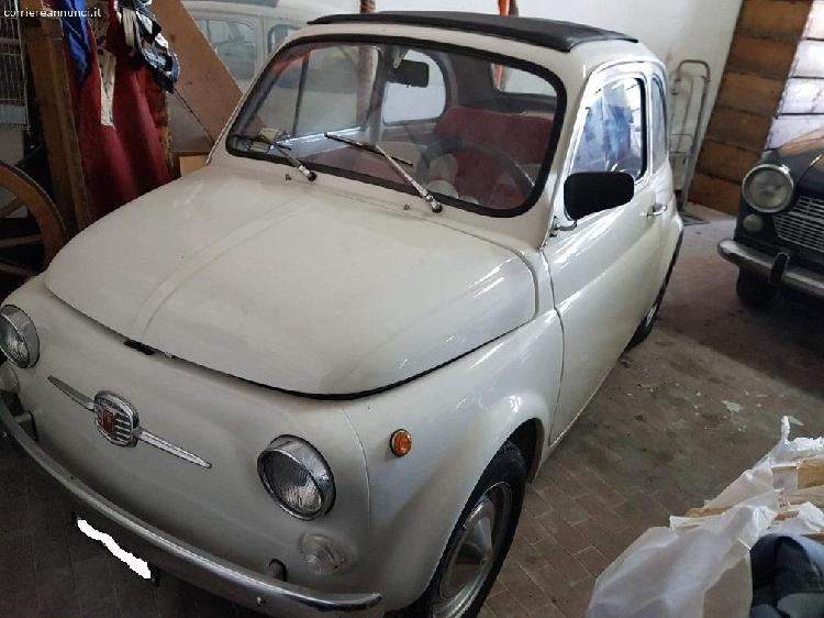 Fiat 500 berlina f110