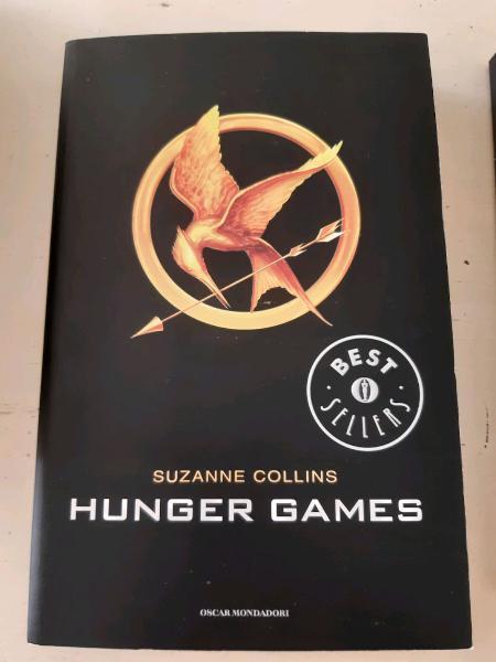 Primi 2 libri di hunger games