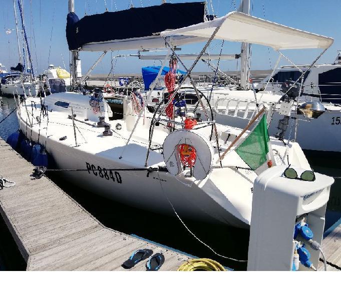X yachts imx 38 regata crociera permute barche moto auto