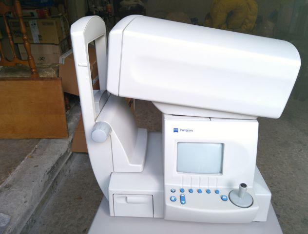 Autoref-keratometro ark 599 humphrey-zeiss