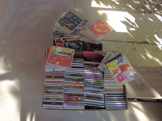 Collezione n°150 cd originali importazione