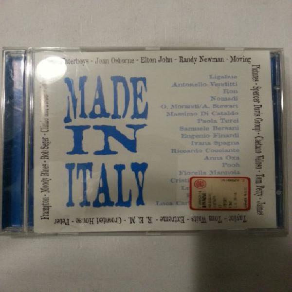 Compilation made in italy cd