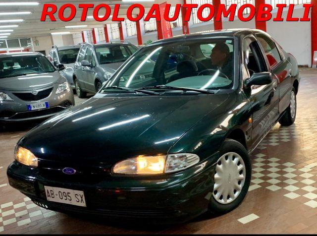 Ford Mondeo 1.8 5 PORTE GPL