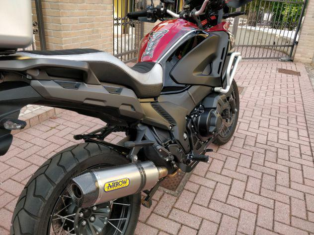 Honda Crosstourer Travel edition